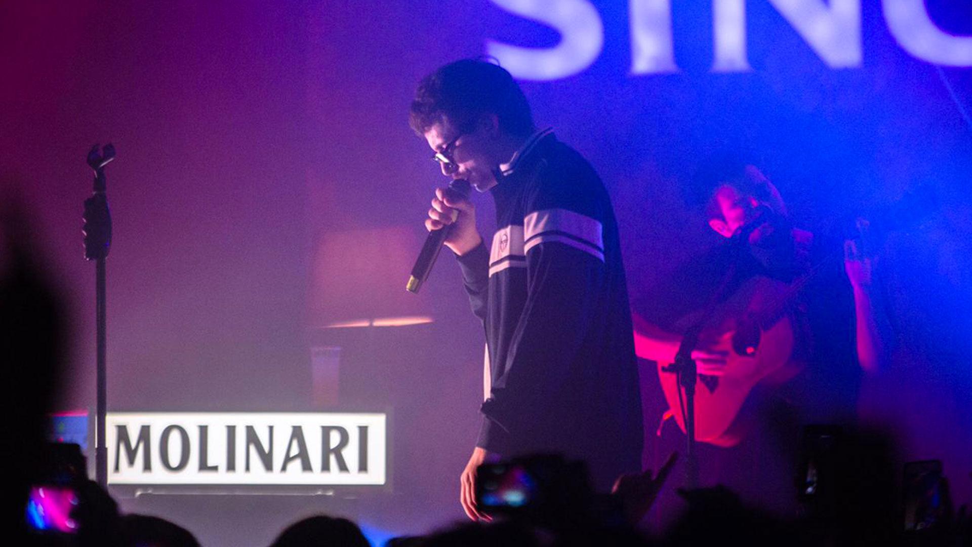 Stanza Molinari ft. Franco126
